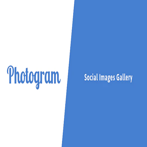 Photogram Social Images Gallery