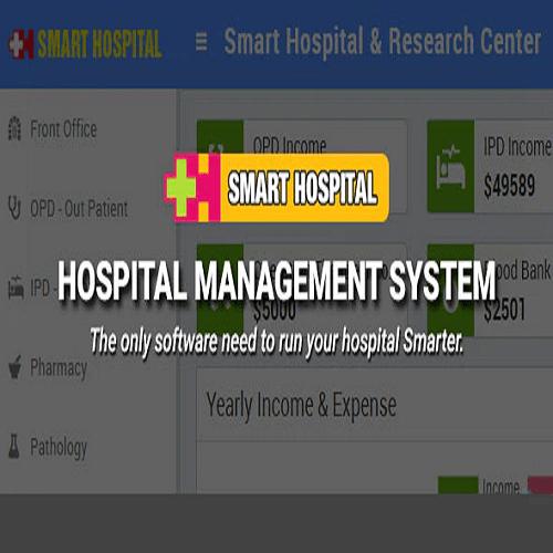 Smart Hospital Hospital Management System