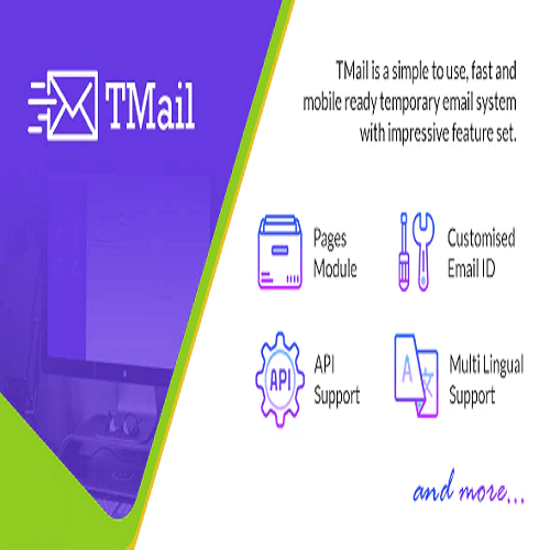 TMail Multi Domain Temporary Email System