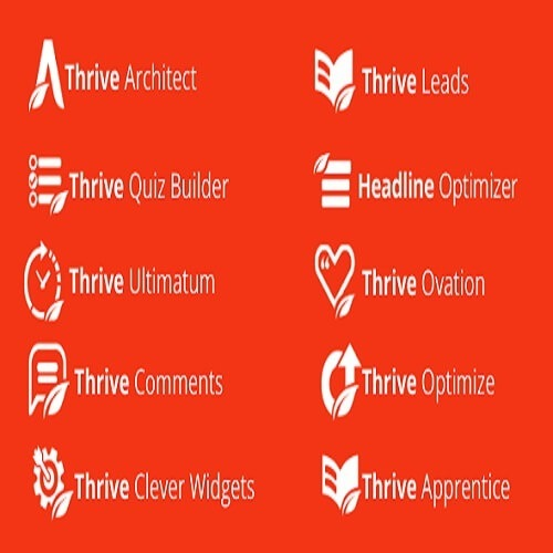 All Thrive Themes Plugins