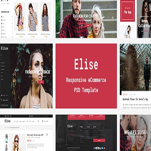 Elise A Genuinely Multi Concept Shopify Theme