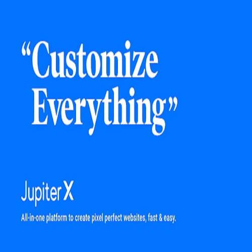 Jupiter Elementor Multi Purpose Theme