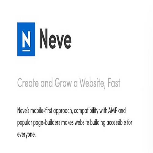 Neve Pro Addon Agency Plan
