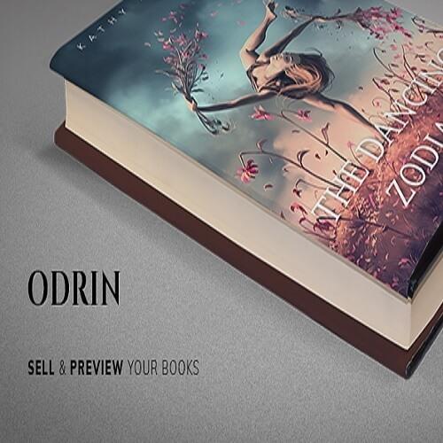 Odrin Book Selling WordPress Theme for Writers