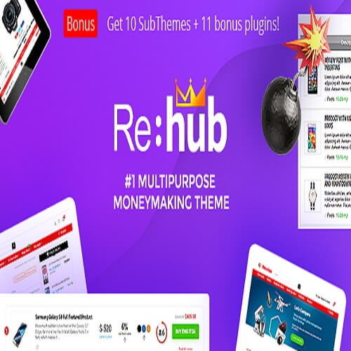 REHub Latest Version Activated