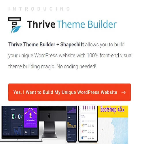 Thrive Theme Builder v1.8.1.2 Shapeshift