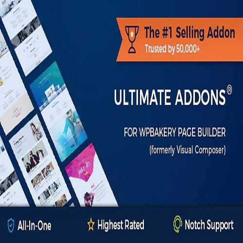 Ultimate Addons for WPBakery Page Builder formerly Visual Composer