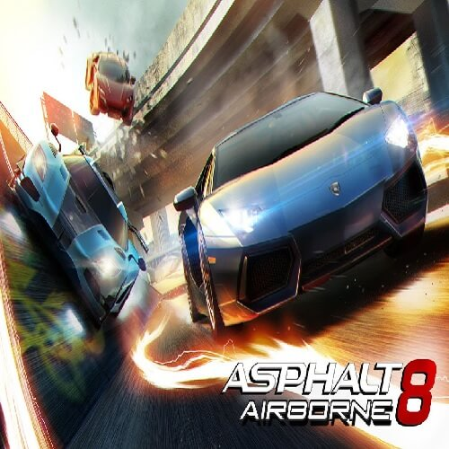 Asphalt 8 MOD APK (Unlimited Money)