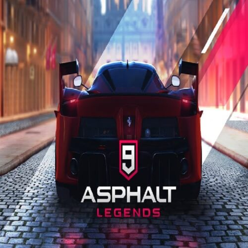 Asphalt 9: Legends (MOD MENU)