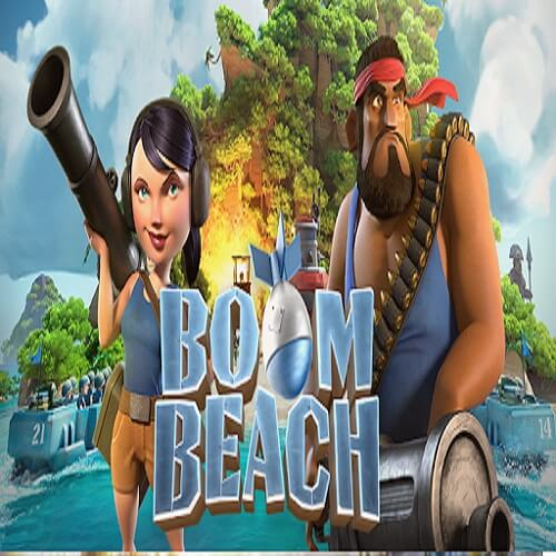 Boom Beach (MOD Unlimited Money)