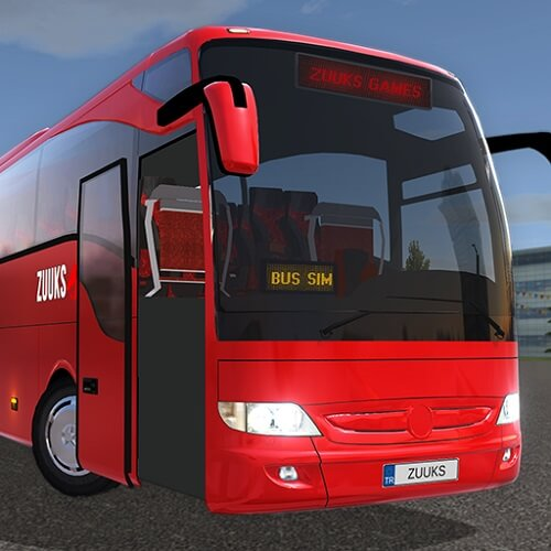 Bus Simulator Ultimate MOD APK (Unlimited Money)