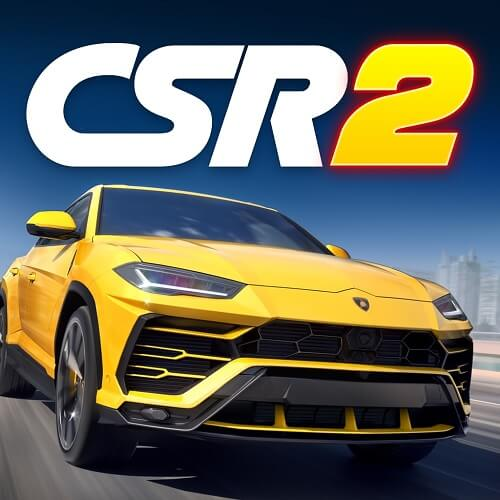 CSR Racing 2 MOD APK (Free Shopping)