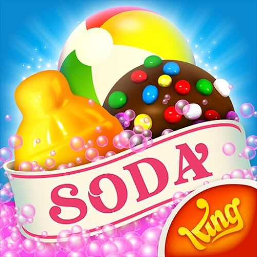 Candy Crush Soda Saga (Modify Unlock all levels)