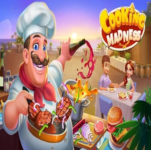 Cooking Madness MOD APK