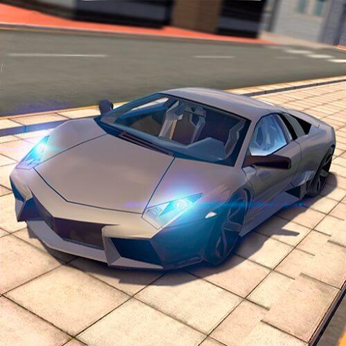 Extreme Car Driving Simulator (Mod Money)