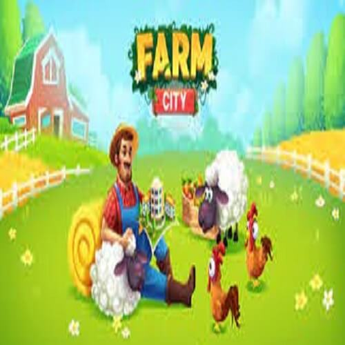 Farm City MOD APK (Unlimited Cashes/Coins)