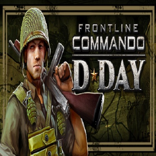 Frontline Commando: D-Day (MOD Free Shopping)