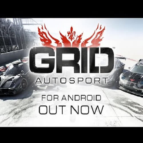 GRID Autosport MOD APK (Paid for free)
