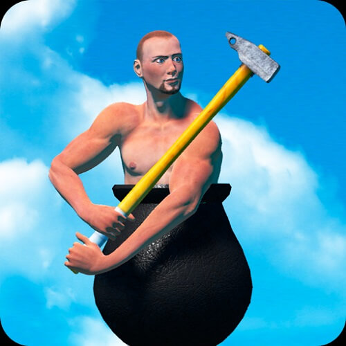 Getting Over It with Bennett Foddy (Unlocked)