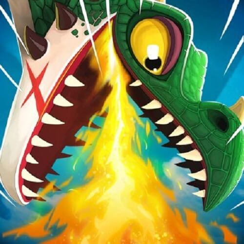 Hungry Dragon MOD APK (Unlimited Money)