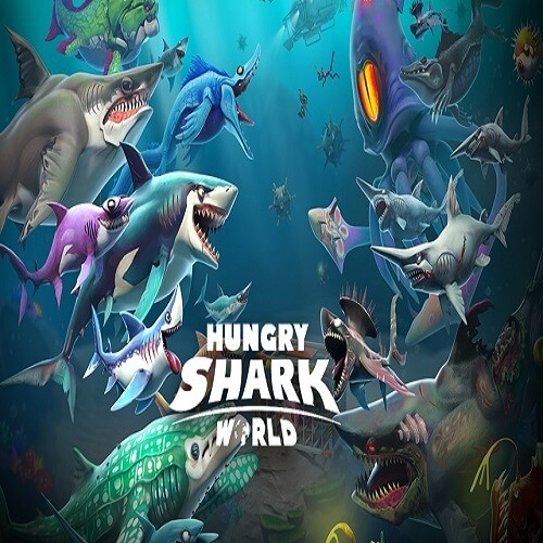 Hungry Shark World MOD APK (Unlimited Money)