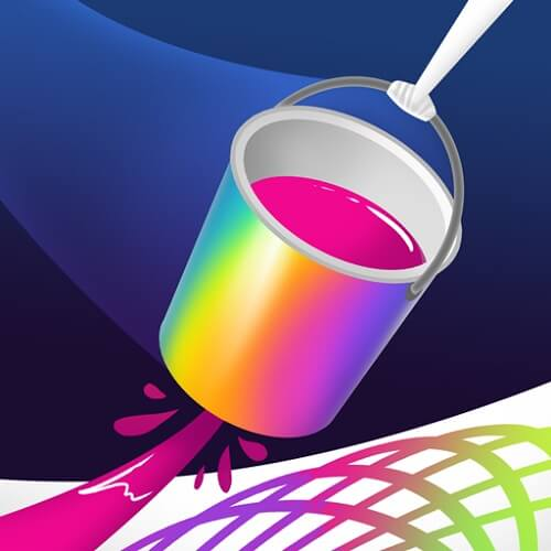 I Can Paint MOD APK (Unlimited Money)