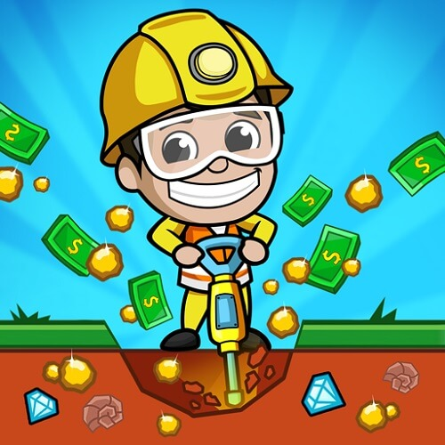 Idle Miner Tycoon MOD APK (Unlimited Coins)