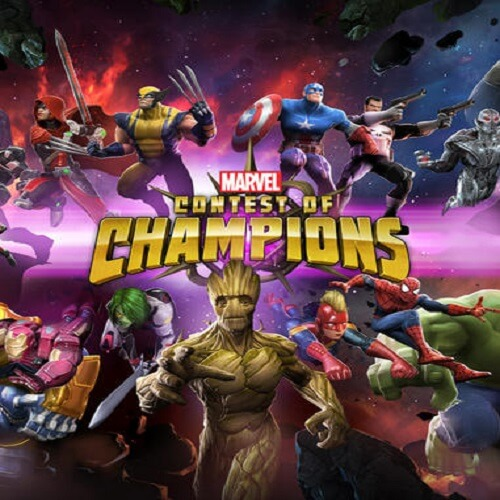 MARVEL Contest of Champions MOD APK (God Mode)
