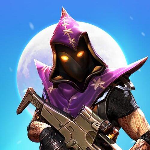 MaskGun MOD APK (One Shot Kill/Unlimited Ammo)
