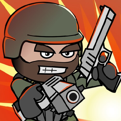 Mini Militia: Doodle Army 2 MOD APK (Pro Pack Unlocked)