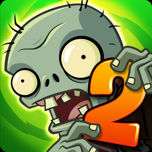 Plants vs Zombies 2 MOD APK (Unlimited Coins/Gems)