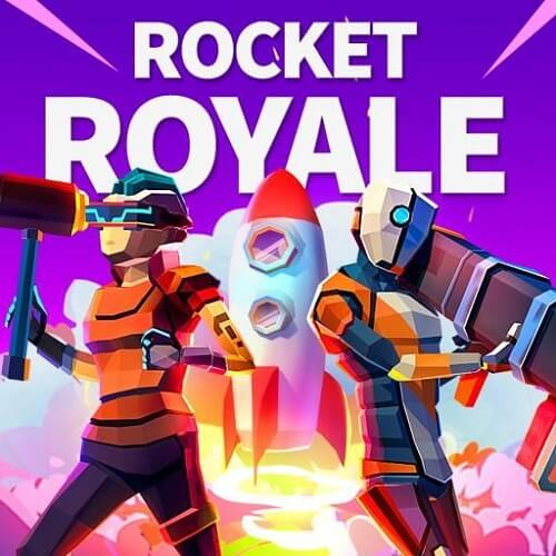Rocket Royale MOD APK (Unlimited Money)
