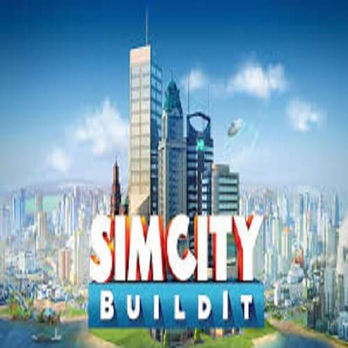 SimCity BuildIt MOD APK (Unlimited Money)