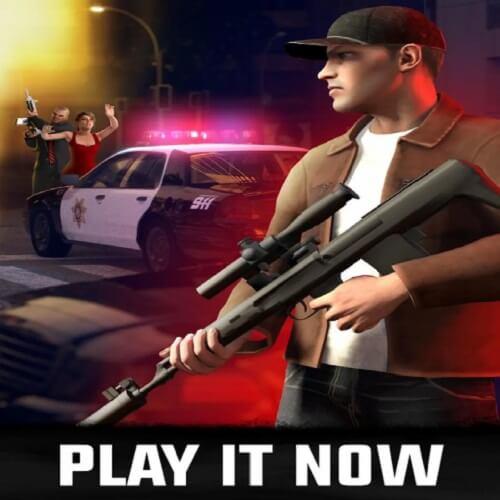 Sniper 3D Gun Shooter MOD APK (Unlimited Coins)