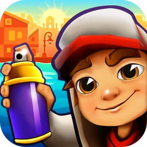 Subway Surfers MOD APK (Unlimited Coins/Keys)
