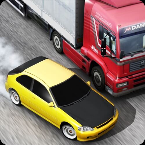 Traffic Racer MOD APK (Unlimited Money)