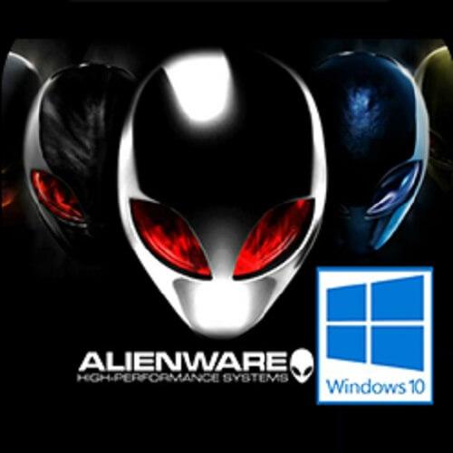 Windows 10 Alienware Edition