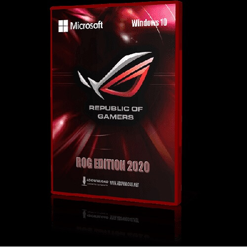 Windows 10 ROG EDITION 2020
