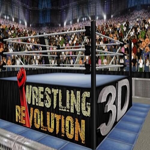 Wrestling Revolution 3D MOD APK (Unlocked)