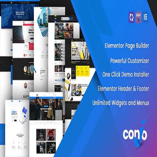 Conjo – MultiPurpose WordPress Theme