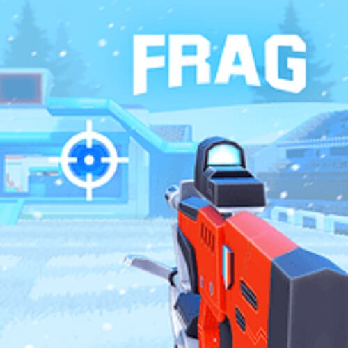 FRAG Pro Shooter MOD APK (Unlimited Money)