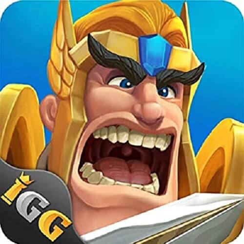 Lords Mobile MOD APK (Auto Battle/Vip 15)