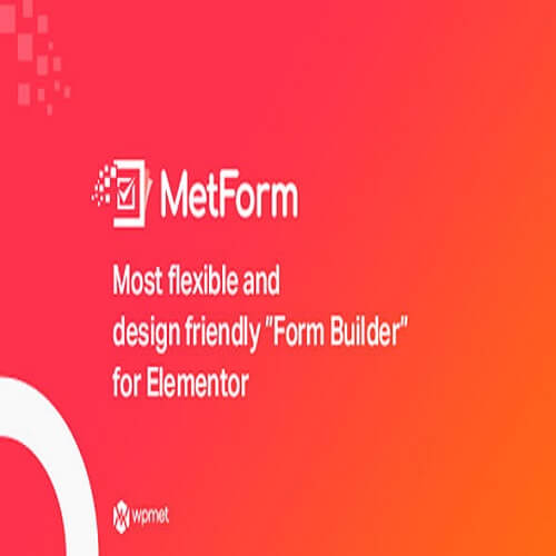 MetForm Pro - Advanced Elementor Form Builder