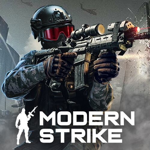 Modern Strike Online MOD APK (Unlimited Ammo)