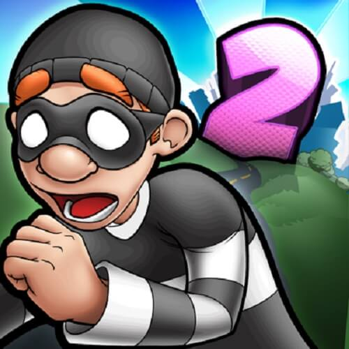 Robbery Bob 2 (MOD Unlimited Coins)