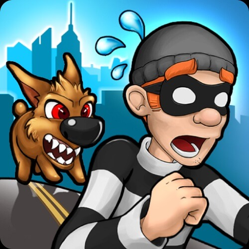 Robbery Bob MOD APK (Unlimited Money)