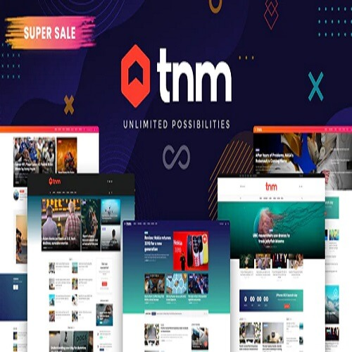 The Next Mag - Ecommerce Magazine WordPress Theme