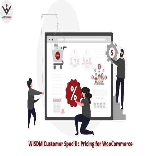 WISDM Customer Specific Pricing