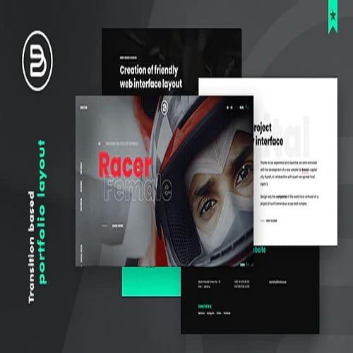 Brabus | Contemporary Portfolio for Agencies