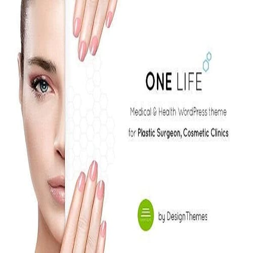 OneLife - Health, Medical Theme